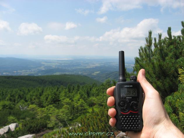PMR vysílání