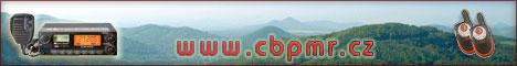 CB vysílačky a PMR vysílačky