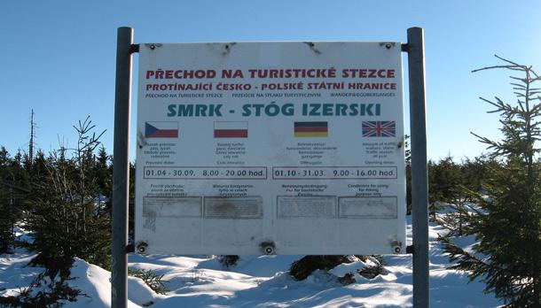 Hraniční přechod Stóg Izerski
