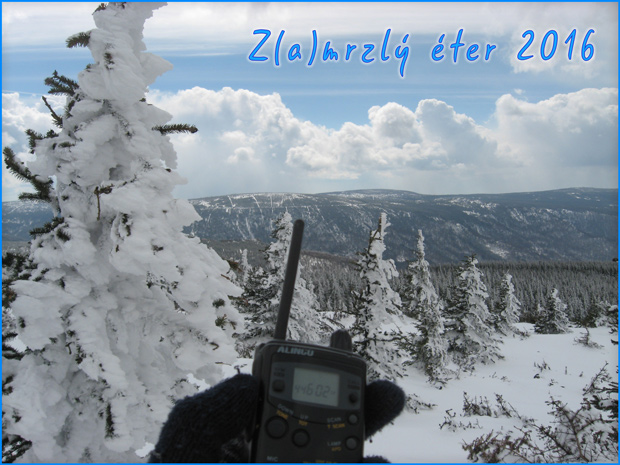 Zamrzlý éter 2016
