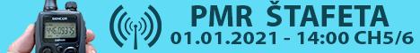 Novoroční PMR štafeta