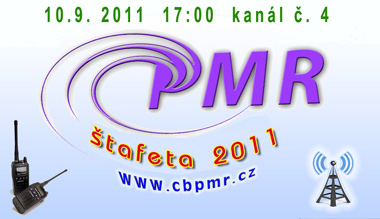 PMR štafeta 2011