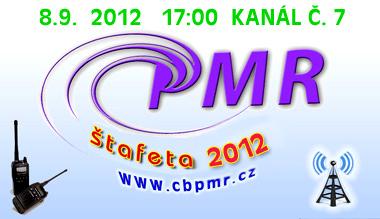 PMR štafeta 2012